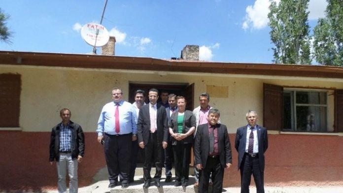 Kaymakam Akpay Hamidiye Köyünün Sorunlarını Dinledi