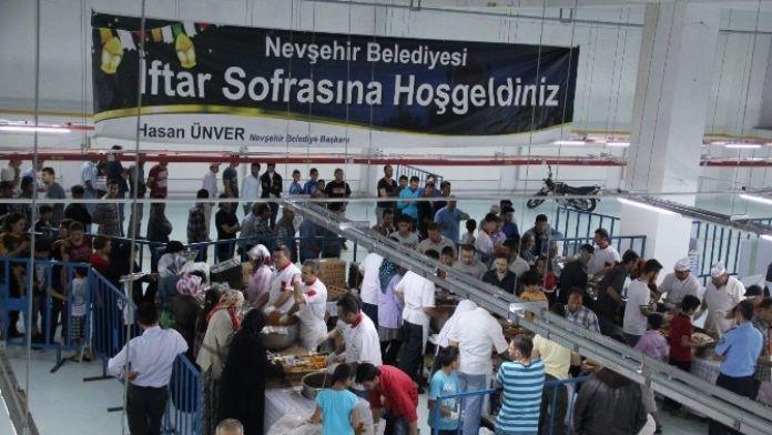Ramazan Ayı Boyunca Her Gün Bin 500 Kişi İftar Yapacak