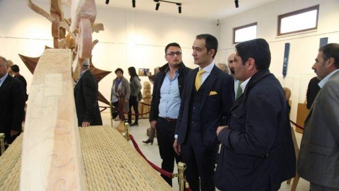 Ahşap Eserler Müzesi Açıldı