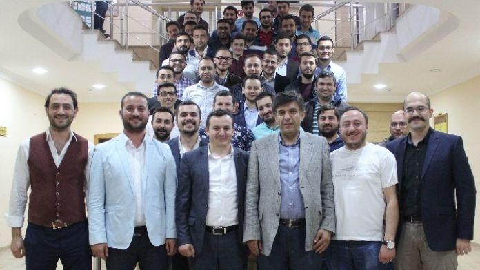 Genç MÜSİAD'tan Tecrübe Paylaşımı Programı