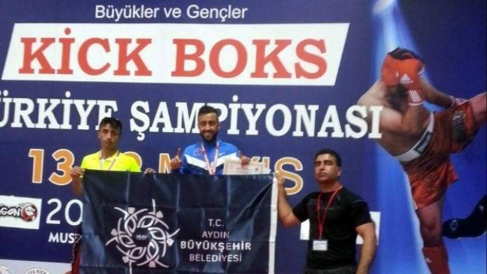 Büyükşehirin Sporcusu Türkiye Şampiyonu