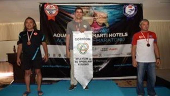 Bodrum'a 105 Madalya Ve İki Kupa İle Döndüler