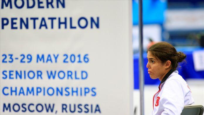 Modern pentatlon: Büyükler Dünya Şampiyonası