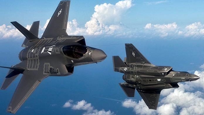 F-35 testleri 2018'e kadar yapılamayacak!