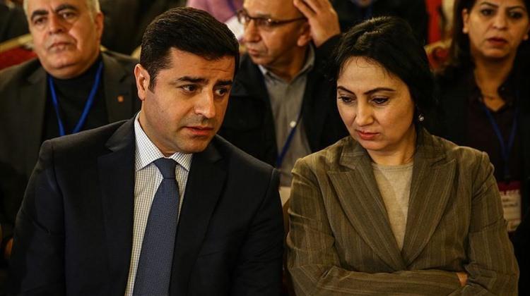 HDP Sıkıştı,Kaçış Noktası Arıyor!