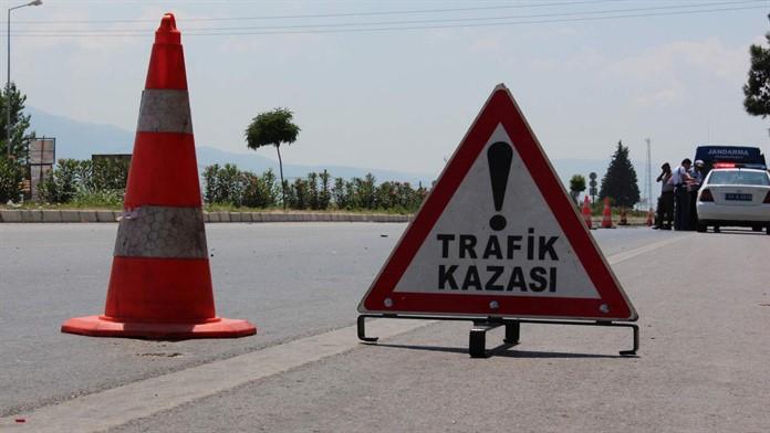 Balıkersirde Trafik kazası