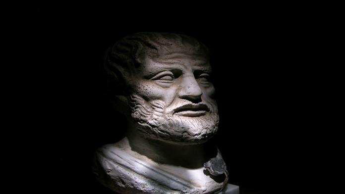 Aristoteles'in mezarı bugün açıklanıyor
