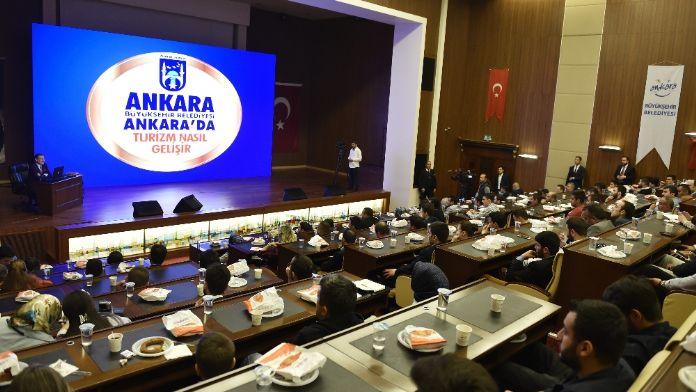 Melih Gökçek: Ankara'dan bir şampiyon çıksın istiyoruz