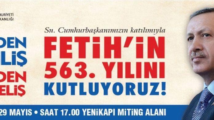 İstanbul fethe hazırlanıyor