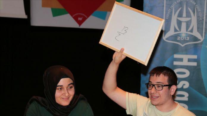Türkiye Liselerarası Geometri Yarışması Finali