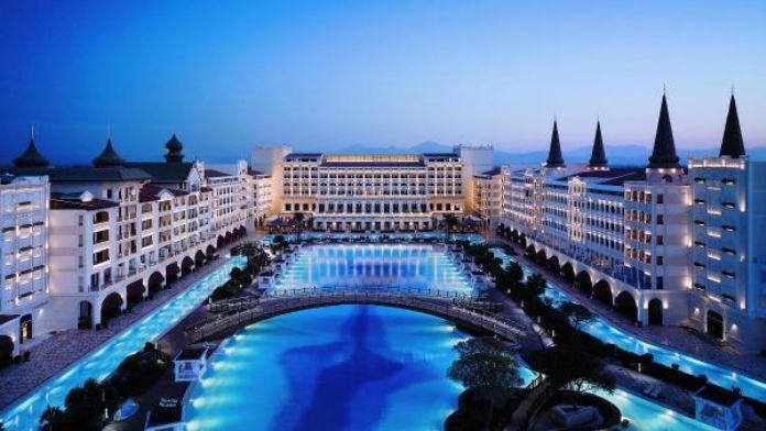 Mardan Palace Otel'in fesih davası 5'inci kez ertelendi