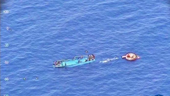 Denizde bir dram daha: 20 ölü