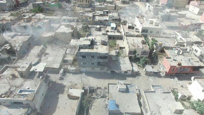 Nusaybin'de 438 terörist öldürüldü