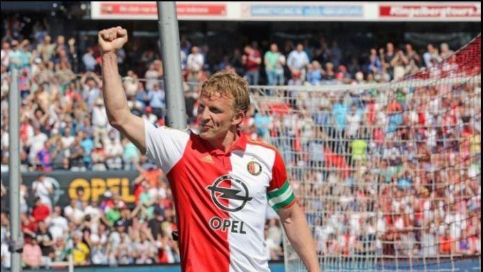 Kuyt, Feyenoord'la Sözleşme Uzattı