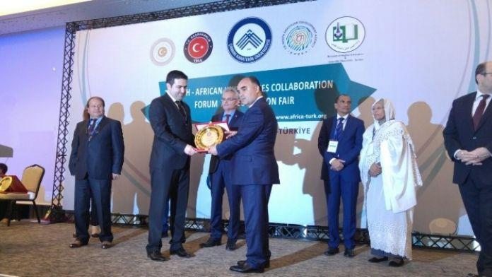 Türk-afrika Üniversiteleri Formu'nda, Afrikalılara 'İşbirliği Çağrısı'