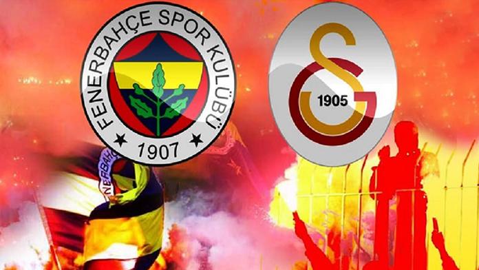 Galatasaray - Fenerbahçe CANLI maç anlatımı