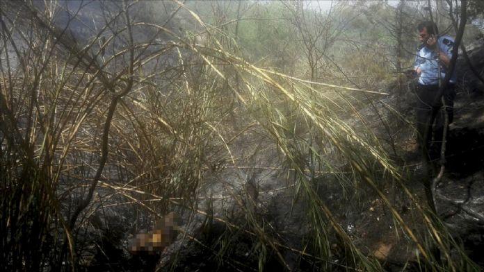 Mersin'de şüpheli ölüm