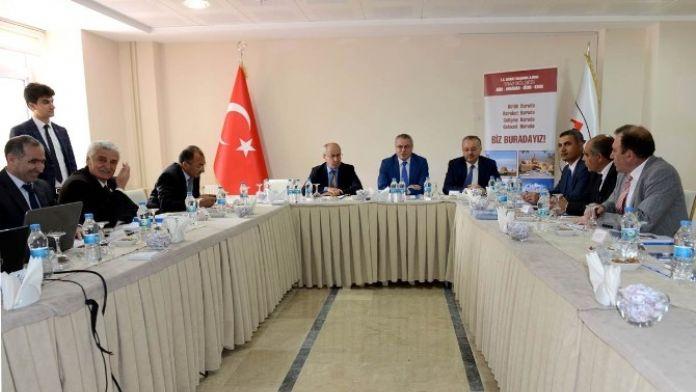 SERKA Olağan Yönetim Kurulu Toplantısı Ardahan'da Gerçekleştirildi