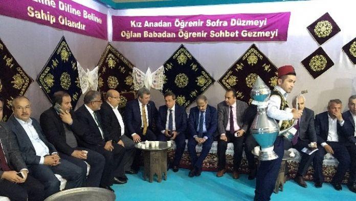 Başkan Çetin, Çankırı Tanım Günleri'ne Katıldı
