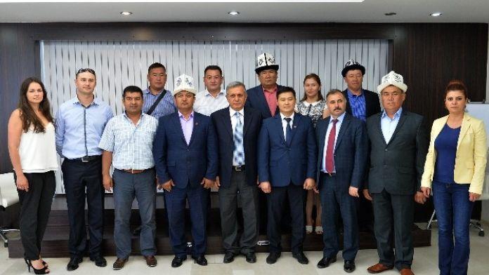 Muratpaşa'nın Kırgız Konukları