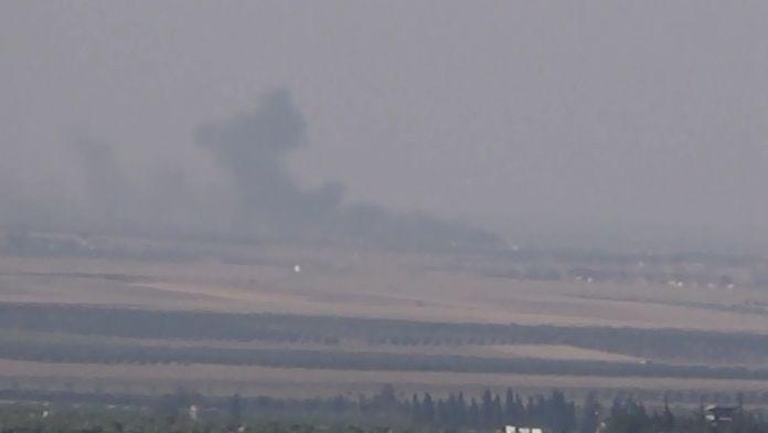 Türk Silahlı Kuvvetleri IŞİD'i Vurdu!