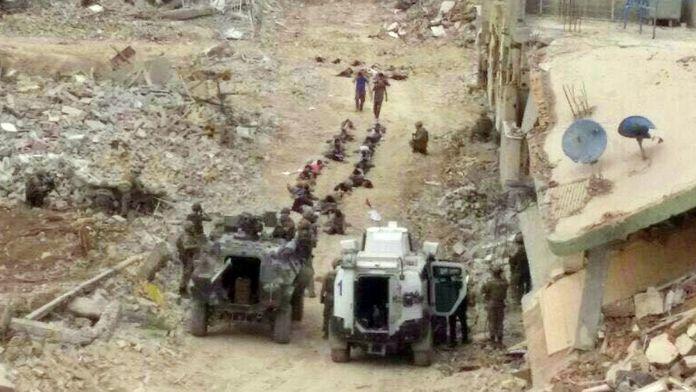 Nusaybin'de 482 terörist etkisiz hale getirildi