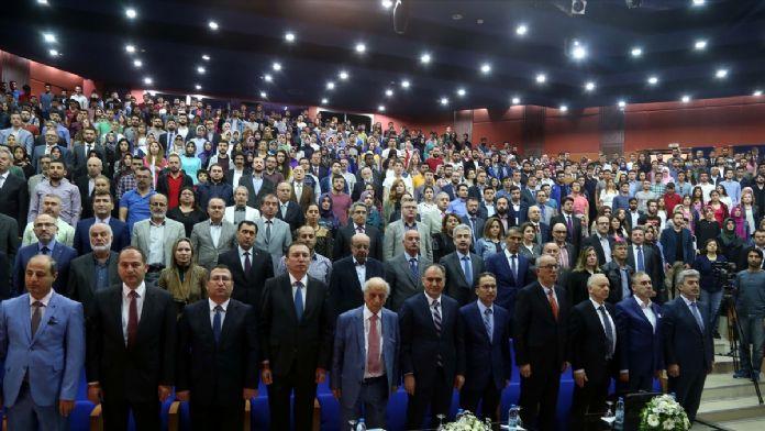 İslam bilim tarihçisi Sezgin'e fahri doktora payesi