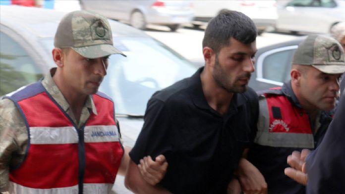 Şanlıurfa'da yakalanan DAEŞ üyesi