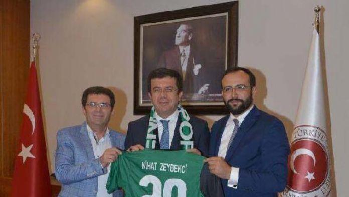 Denizlisporlu Recep Niyaz: 'Ya Avrupa ya Süper Lig'