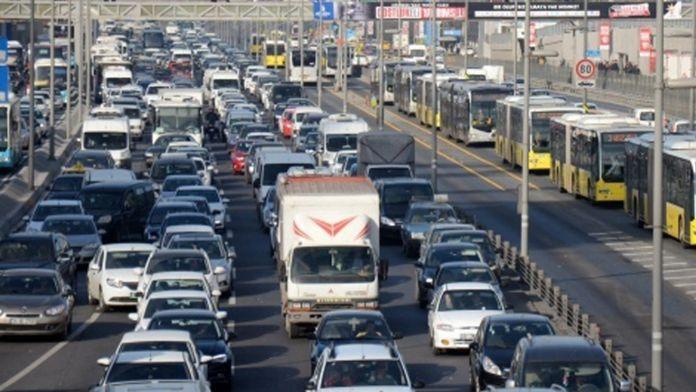 İstanbul'da pazar günü bu yollar kapatılacak !