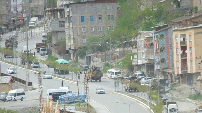Hakkari'de bazı bölgeler Özel Güvenlik Bölgesi ilan edildi