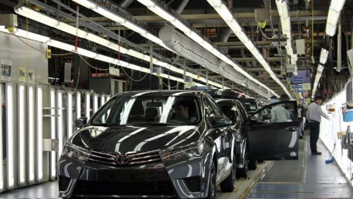 Toyota Türkiye Üretime 15 Gün Ara Veriyor