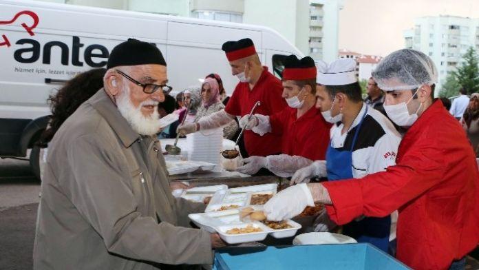 Yenimahalle'de Ramazan Heyecanı