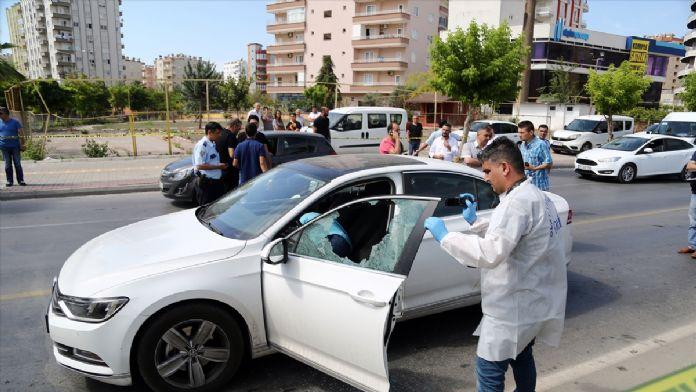 Mersin'de iş adamı silahlı saldırıda öldü