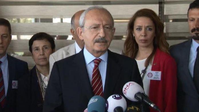 Kılıçdaroğlu'ndan Yine Gündemi Değiştiren Bir Açıklama