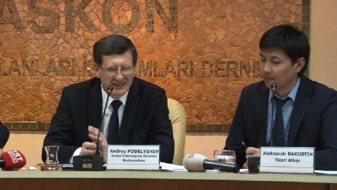 Rusya'nın İstanbul Başkonsolosu Podelyshev'Bu krizden çıkacağız'