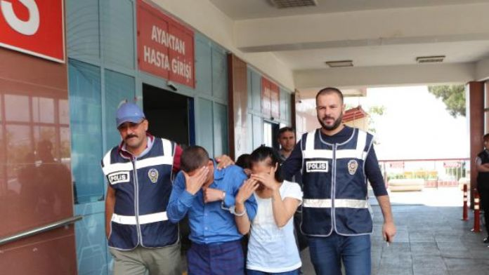 Kahramanmaraş'ta hırsızlık şüphelisi 5 kişi yakalandı