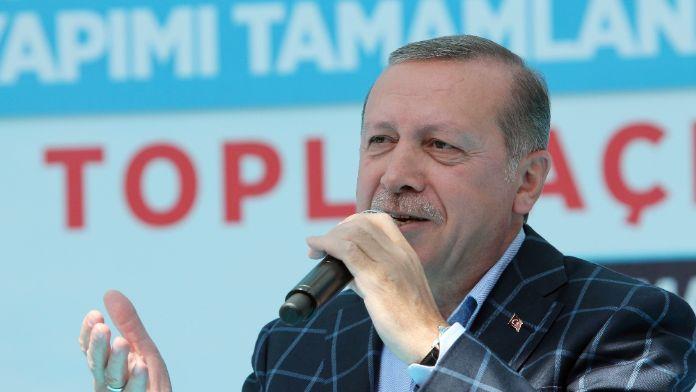 'ABD'nin YPG'ye verdiği desteği kınıyorum'