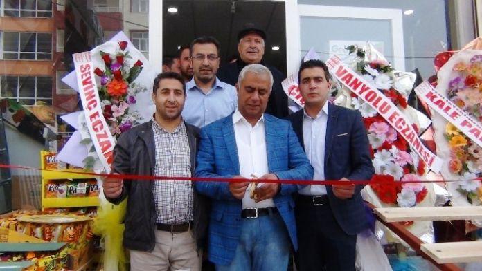 Erciş'te AVM Açılışı