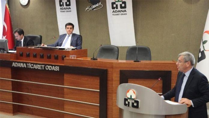 Menevşe: 'Adana'yı Parlak Günler Bekliyor'