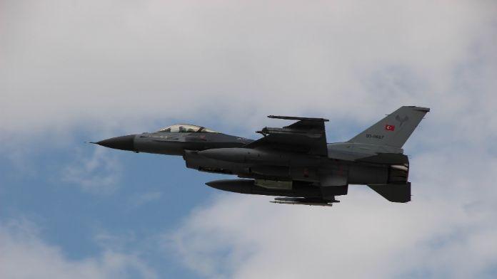 Kuzey Irak'a hava hareketi