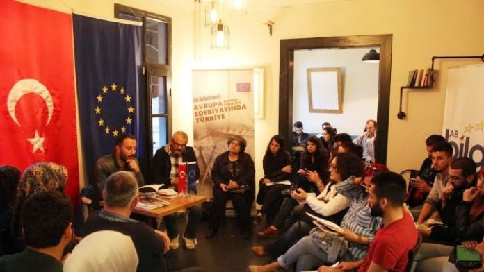 Trabzon'da 'Avrupa Edebiyatında Türkiye' Konulu Söyleşi