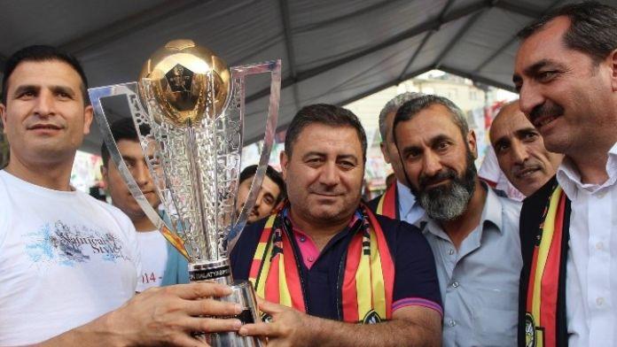 Turgut, Yeni Malatyaspor'a Desteğini Çekti