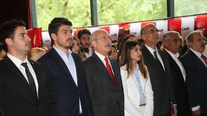 CHP Genel Başkanı Kılıçdaroğlu, Almanya'da