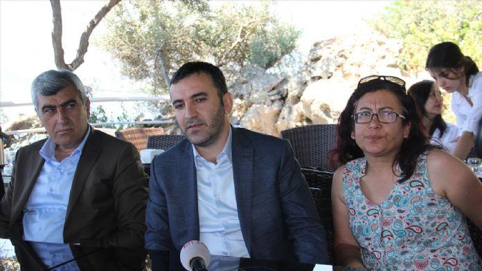 HDP Şırnak Milletvekili Encü: