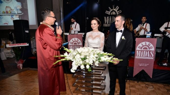 Bozüyük'ün Tanınmış İş Adamlarından Şamil Seyhan Evlendi