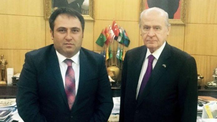 MHP İl Başkanlığına Mustafa Aksoy Atandı