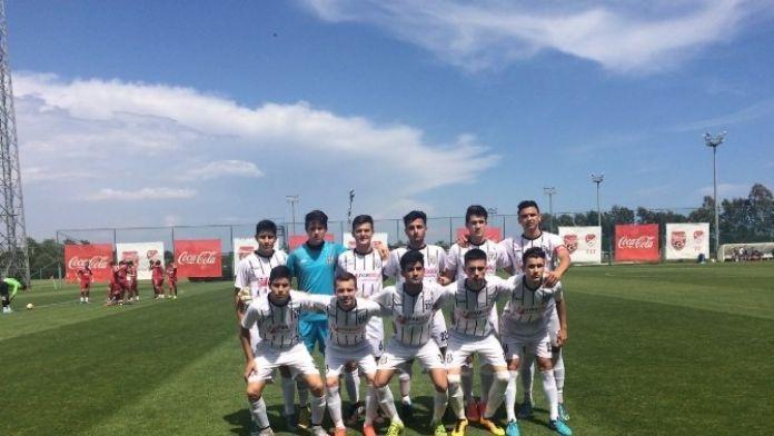 Aydınspor U17 Finale Yükseldi