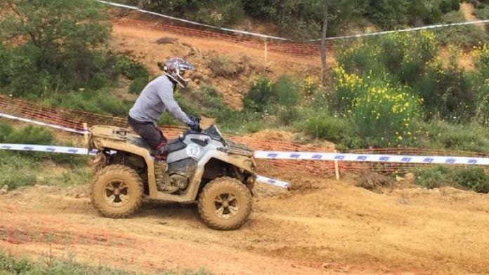 Türkiye ATV Şampiyonası İstanbul'da yapıldı