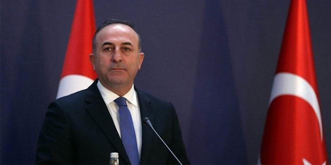 Dışişleri Bakanı Çavuşoğlu'ndan Gündem Değerlendirmesi